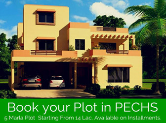 Click for PECHS Booking Details
