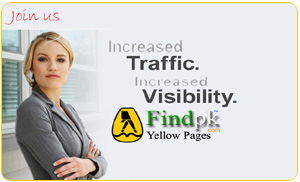 Join us! Largest Yellow Pages of Pakistan
