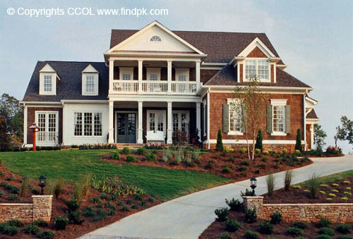 Home Ideas | Home Front View Design