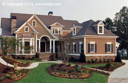 Home Front View Design 17