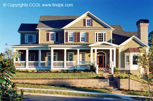 home front view design ideas 28 images brick house