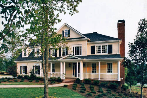 Home front view design 21 for House front view designs pictures