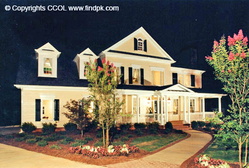 Home Front View Design 22