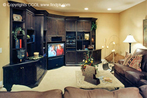 Recreation room interior design 13 for Rec room decorating ideas