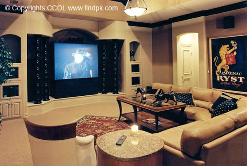 Recreation room interior design 21 for Rec room ideas for small rooms