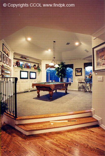 Recreation Room Design Ideas