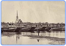 Old Photo of Jhelum
