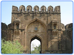 Rohtas Fort Zohal Gate