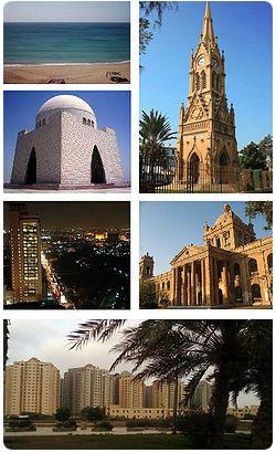 Explore Pakistan   Karachi