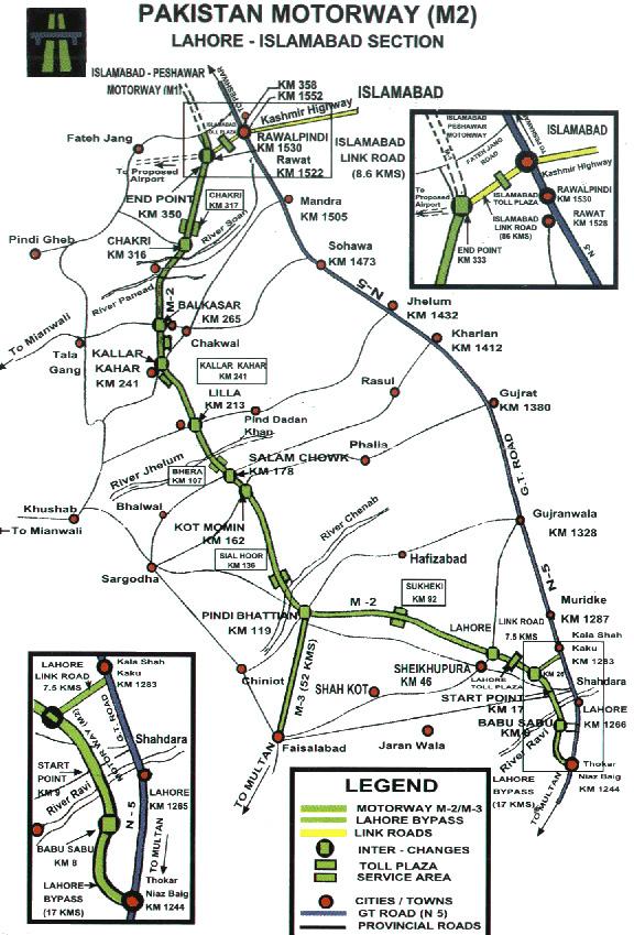 Pakistan Road Names (Google Maps & Wiki Project