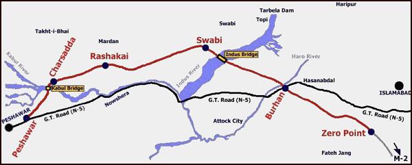 Islamabad-Peshawer Motorway