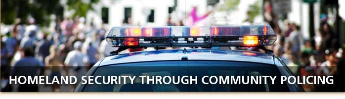 Community Police Reformsا
